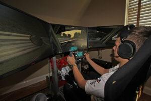 BMW Junior Team, Neil Verhagen, simulator.