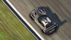 BMW Junior Team, sim racing, BMW Z4 GT3, design, livery.
