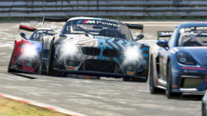 Digital Nürburgring Endurance Series powered by VCO, round three, virtual BMW Z4 GT3, sim racing, simulation, simulator, Nordschleife, BS+COMPETITION, Walkenhorst Motorsport.