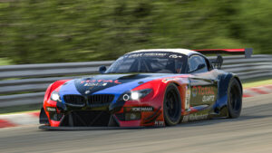 Digital Nürburgring Endurance Series powered by VCO, round three, virtual BMW Z4 GT3, sim racing, simulation, simulator, Nordschleife, Walkenhorst Motorsport.