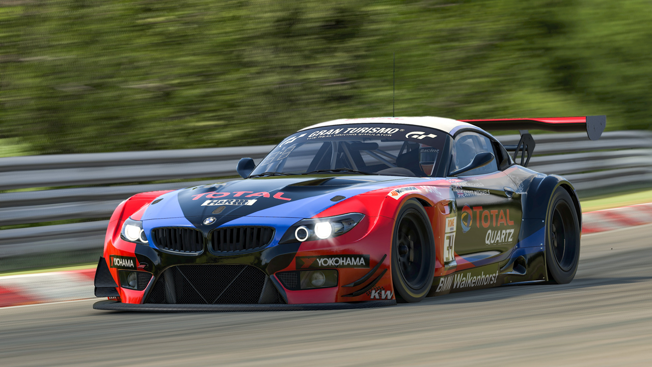 Digital Nürburgring Endurance Series powered by VCO, round three, virtual BMW Z4 GT3, sim racing, simulation, simulator, Nordschleife, Walkenhorst Motorsport.