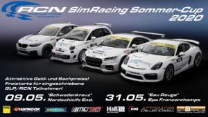 RCN Simracing Sommer Cup 2020