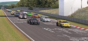Digitale Nürburgring Langstrecken-Serie 2020