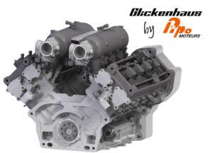 SCG 007 Hypercar Motor by Pipo Moteurs