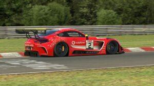 Virtueller Mercedes-AMG GT3 GetSpeed