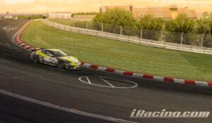 W&S e-Motorsport iRacing N24h 2020 Porsche Cayman GT4 CUP3