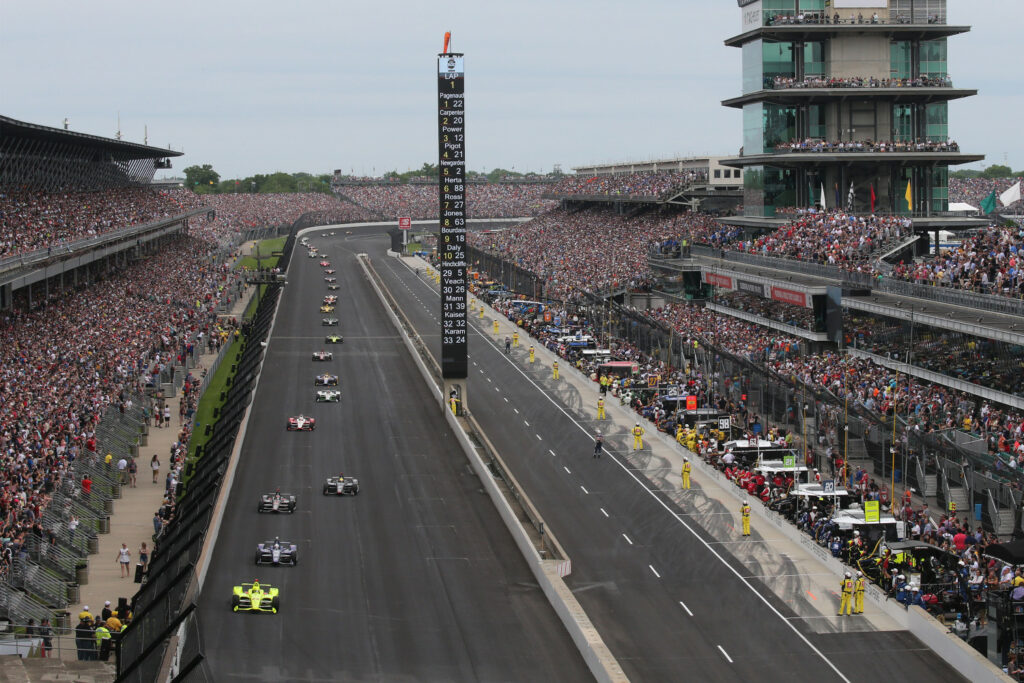 NTT IndyCar Series - IGTC Indianapolis