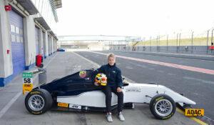 Elias Seppänen US Racing ADAC Formel 4