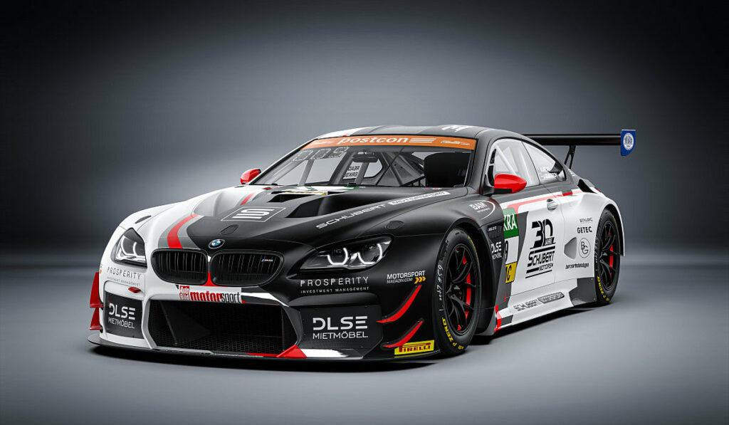 Schubert Motorsport BMW M6 GT3 ADAC GT Masters 2020