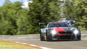 Digital Nürburgring Endurance Series powered by VCO, round five, virtual BMW Z4 GT3, sim racing, simulation, simulator, Nordschleife, Team BMW Bank