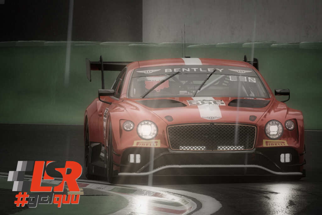 LSR-Team #getquu Bentley Continental GT3 #666 12h Monza RRVGT