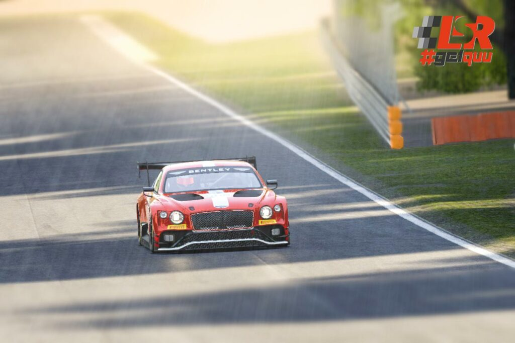 Bentley Continental GT3 LSR-Team #getquu