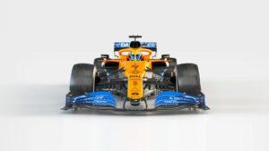 McLaren Formel 1 2020
