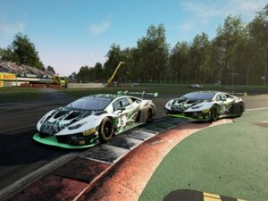Lamborghini The real Race 2020 ACC