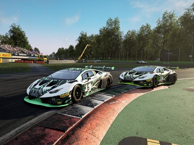 Lamborghini The real Race 2020 ACC