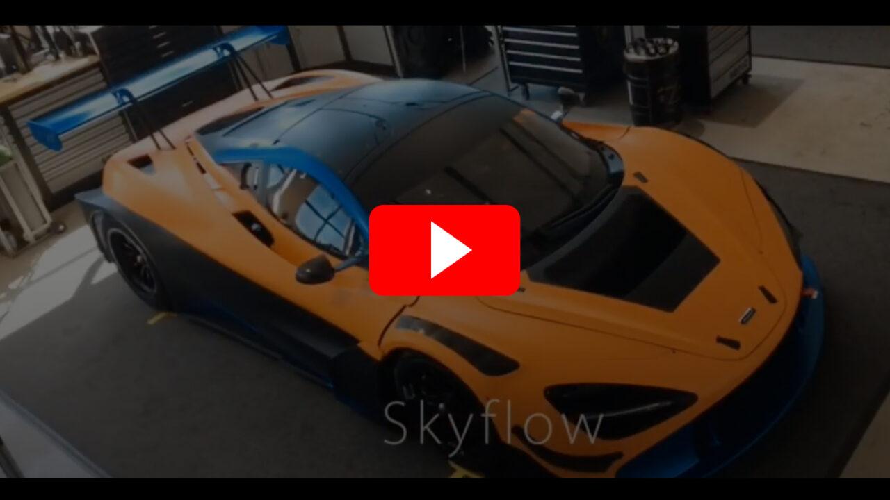Dörr McLaren 720S GT3