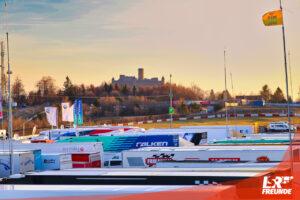Fahrerlager Nürburgring
