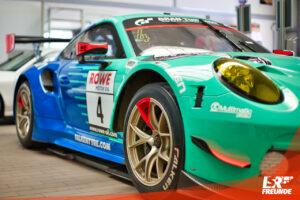 Falken Porsche 911 GT3 R #3 #4 Schnabl Engineering