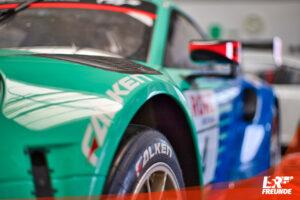 Falken Porsche 911 GT3 R #4 Schnabl Engineering