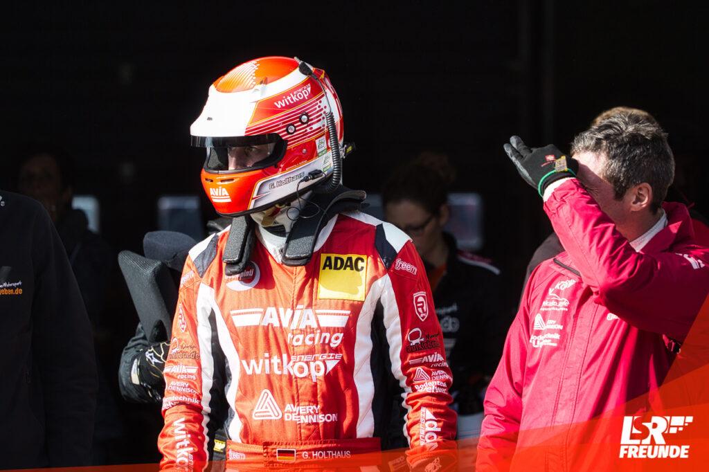 Gerrit Holthaus und Michael Bohrer AVIA racing