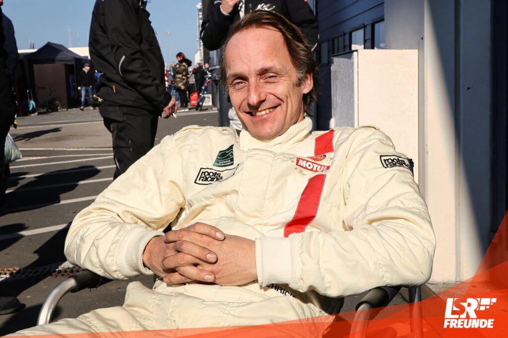 Tim Schrick Roots Racing
