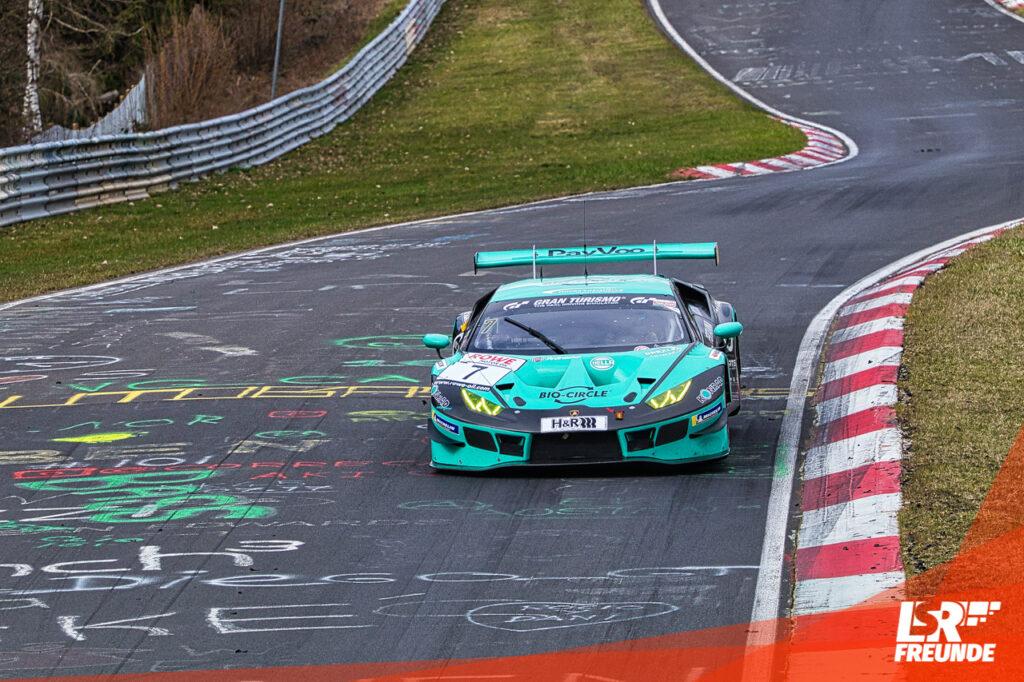 Konrad Motorsport Lamborghini Huracan GT3 VLN 2020 NLS
