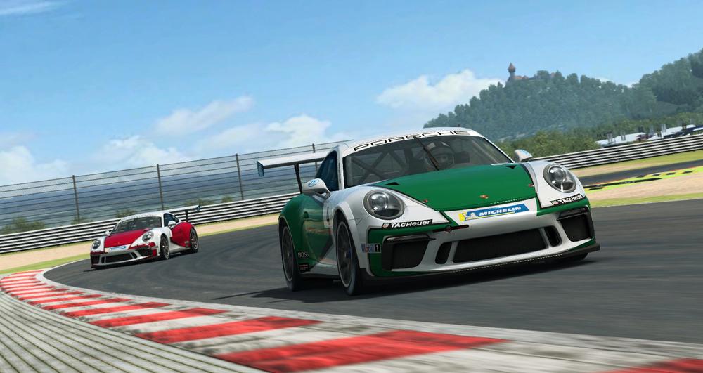 Porsche Carrera Cup Deutschland eSport