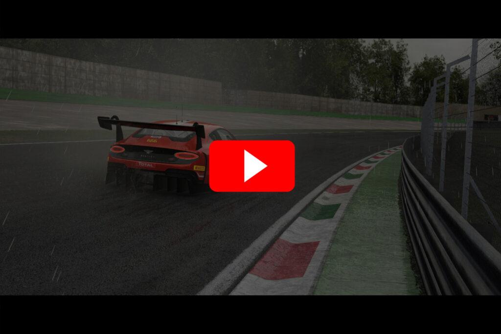 Monza Bentley Video