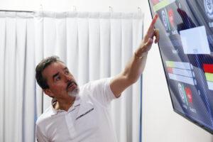 BMW Motorsport, Dr. Riccardo Ceccarelli (ITA), DTM Fitnesscamp, Formula Medicine S.r.l.