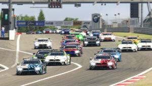 BMW SIM 120 Cup, Nürburgring, BMW M8 GTE, sim racing, BS+COMPETITION.