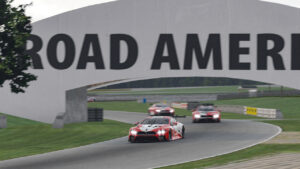 IMSA iRacing Pro Series, BMW M8 GTE, Road America, sim racing, simulator, Philipp Eng.