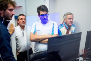 Formula Medicine, BMW Junior Team, mental training, Riccardo Ceccarelli, Jochen Neerpasch.