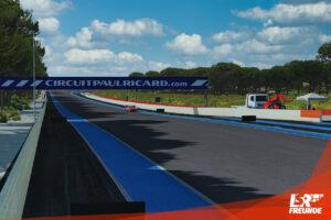 Porsche911GT3#66 LSR-Team #getquu Paul Ricard distance