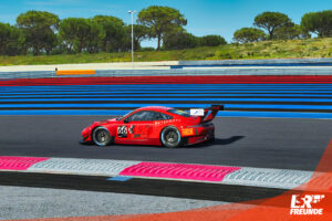Porsche911GT3#66 LSR-Team #getquu Paul Ricard side