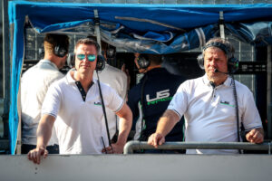 Ralf Schumacher, Gerhard Ungar