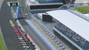 FIAWEC virtual 24h Le Mans 2020