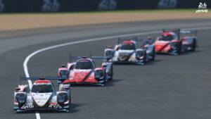 FIAWEC virtual 24h Le Mans 2020