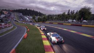 SRO E-Sport GT Series Spa Francorchamps 2020