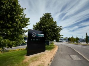 Mercedes-AMG Petronas Formula One Team 2020