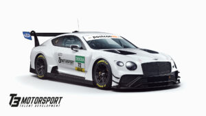 T3 Motorsport Bentley Continental GT3 ADAC GT Masters 2020
