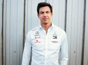 Toto Wolff Mercedes-AMG Petronas Formula One Team 2020