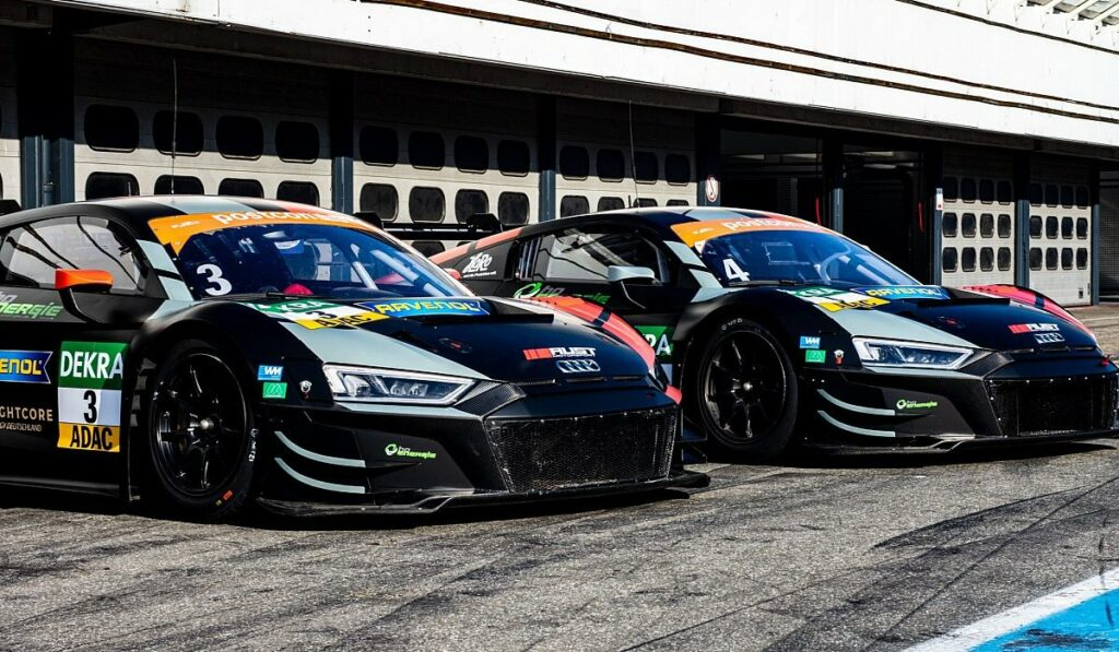 Aust Motorsport Audi R8 LMS GT3 ADAC GT Masters 2020