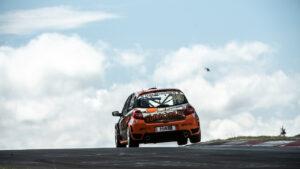 aufkleben.de Motorsport Renault Clio RS NLS 2020