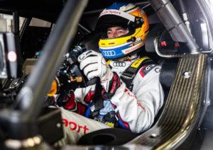 DTM Test Nürburgring Mike Rockenfeller