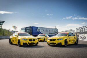 East Racing Motorsport BMW
