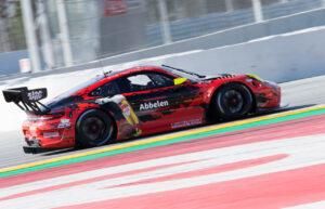 Frikadelli Racing Porsche 911 GT3 R NLS 2020