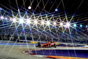 Formel 1 Singapur 2019 Ferrari