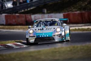 Black Falcon Textar Porsche 911 GT3 Cup MR NLS 2020