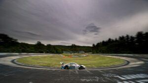Black Falcon Porsche 911 GT3 Cup NLS 2020