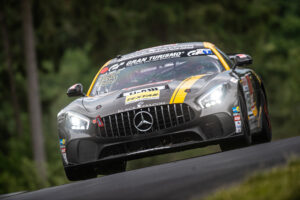 BLACK FALCON Team TEXTAR Mercedes-AMG GT4 NLS 2020